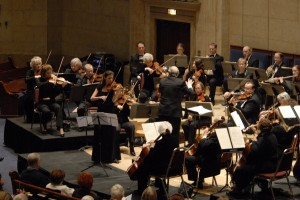 The Sinfonia at Temple Israel