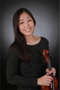 Alion Oh, violin