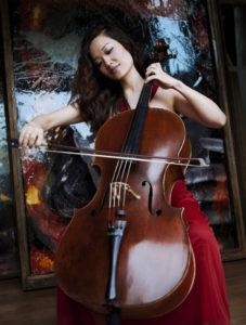 Soo Bae, cello