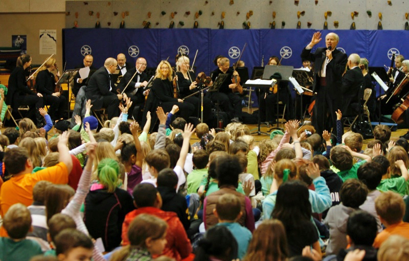 MUSIC IN THE SCHOOLS