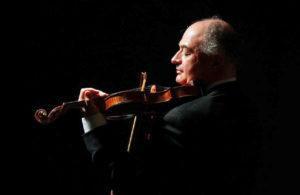 Concert soloist Ilya Kaler, violinist