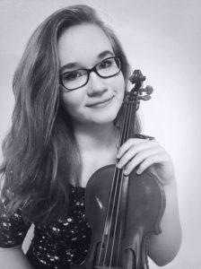 Katia Tesarczyk violin