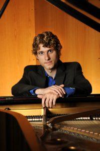 Concert soloist Loren Fishman, pianist