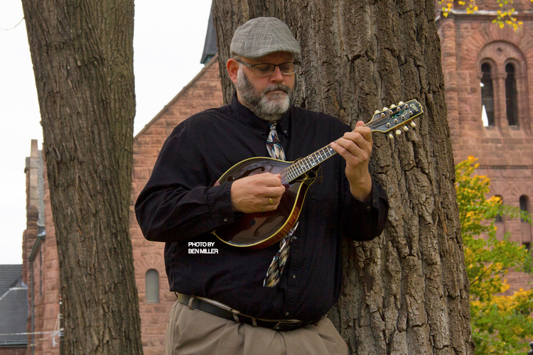Richard Kriehn, mandolin