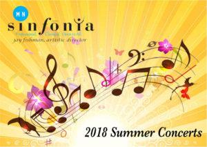 2018 Summer Concerts - Minnesota Sinfonia