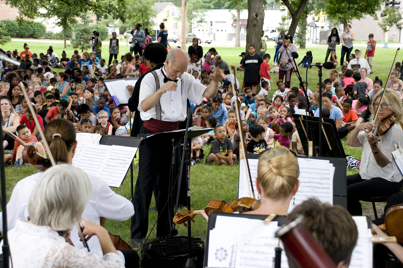 Professional Orchestra for Everyone